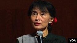 Aung San Suu Kyi akan mengunjungi kota Fort Wayne, negara bagian Indiana yang banyak warga Burma bermukim di sana.