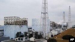Nhà máy điện hạt nhân Fukushima bị hư hại sau trận động đất và sóng thần ở Nhật Bản