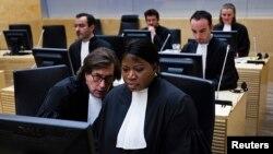 Mwendesha mashtaka Fatou Bensouda wa mahakama ya ICC