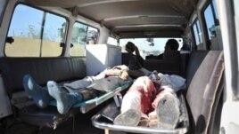 Žrtve napada Talibana na koalicionu vazduhoplovnu bazu u Avganistanu