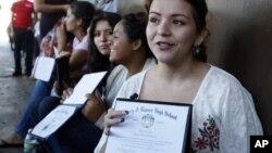 Rancangan reformasi imigrasi memungkinkan para pelajar dan mahasiswa imigran bisa mempunyai izin tinggal (foto: dok).
