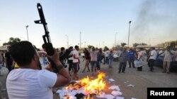 Протесты в Бенгази