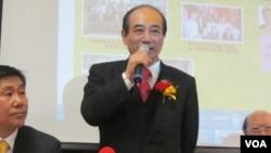 Ketua parlemen Taiwan, Wang Jin-Pyng dipecat dari partai itu karena dugaan menekan jaksa dalam kasus yang melibatkan sesama anggota parlemen (foto: dok).