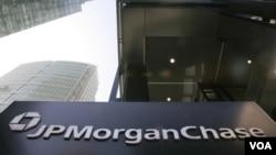 Pemerintah Federal dilaporkan tengah memeriksa JPMorgan Chase terkait perekrutan anak-anak pejabat China yang disinyalir dipergunakan untuk membantu bank tersebut meraih bisnis yang menguntungkan di China (Foto: dok).
