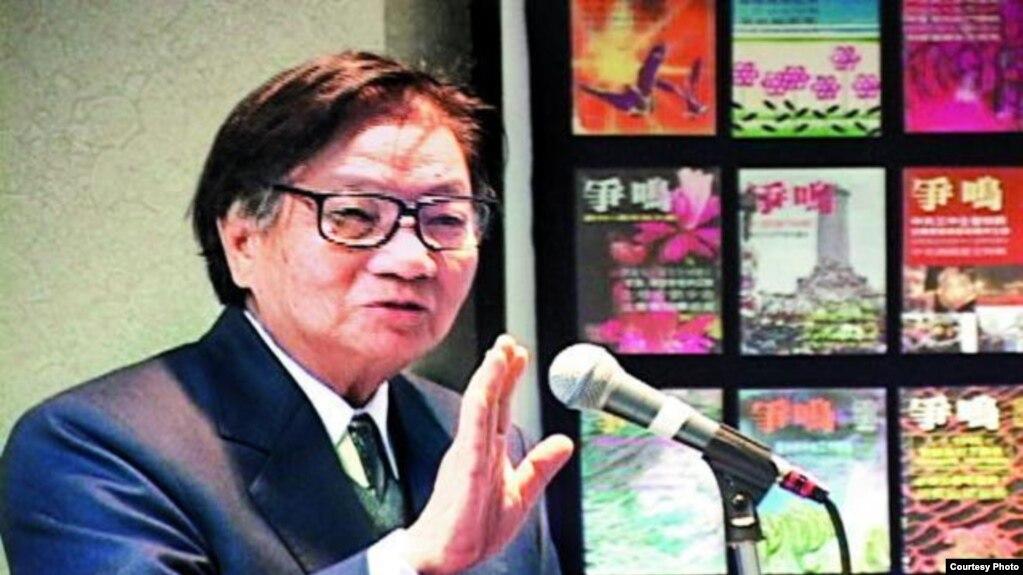 香港老報人溫輝創辦的政論雜誌停刊- 蘋果日報圖片