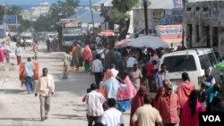 Bakara Market, April, 2011.