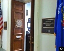 众议员桑森布雷诺办公室