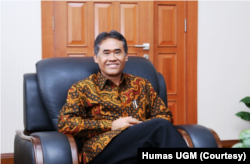 Rektor Universitas Gadjah Mada, Prof Panut Mulyono. (Foto: Courtesy/Humas UGM)