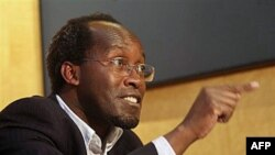 Cựu thủ lãnh phiến quân Rwanda Callixte Mbarushimana