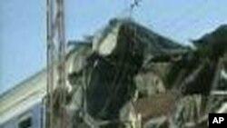 روس: ٹرین دھماکے کے دس مشتبہ افراد گرفتار
