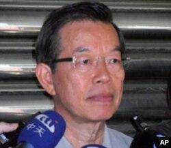 台湾前行政院长 谢长廷