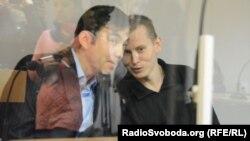 Російські військові Євген Єрофеєв (ліворуч) і Олександр Александров (праворуч), архівне фото