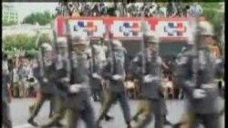 马英九双十国庆呼吁中国改革