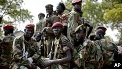Di Sudan Selatan orang yang mengalami trauma pasca-perang tidak ditangani secara khusus, kecuali diberi obat penenang dan dipenjara (foto: dok).