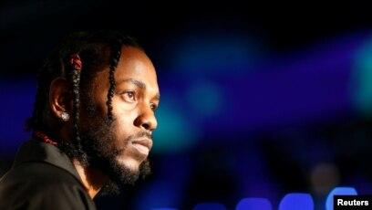Rapper Kendrick Lamar Makes History by Winning Pulitzer Prize