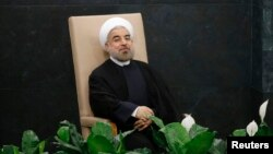 Iranski predsednik Hasan Rohani uoči obraćanja Generalnoj skupštini Ujedinjenih nacija