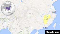 中国江西省