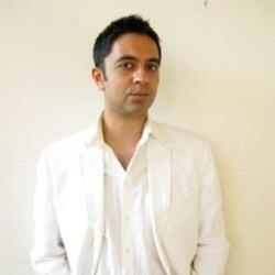 Jazz pianist Vijay Iyer