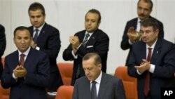 Một cuộc họp của nội các Thổ Nhĩ Kỳ