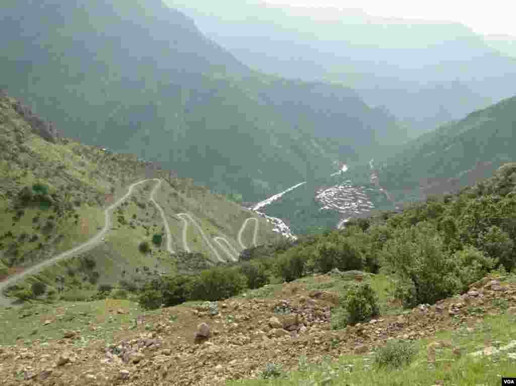 کردستان- اورامان، روستای گردشگری بلبر عکس: شاهو ابراهیمی (ارسالی شما)
