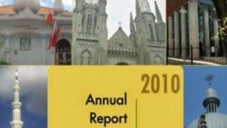 گزارش امسال آمريکا در مورد آزادی مذهب متفاوت با سالهای گذشته بود