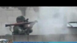 叙利亚反对派呼吁保护平民