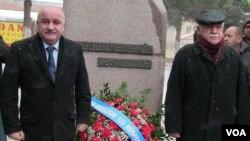 Arif Hacılı və İsa Qəmbər