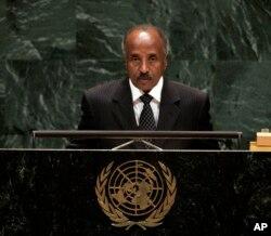 Eritrean Foreign Minister Osman Saleh Mohammed