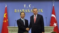 ترکیه و چین مناسبات تجارتی را تقویت می کنند