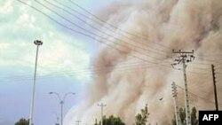 Qum tufanı İran Azərbaycanında çoxlu xəsarətə səbəb olub