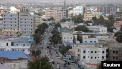 Город Могадишо, Сомали (архивное фото)