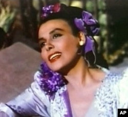 """Lena Horne from the 1946 film """"Till the Clouds Roll By"""""""