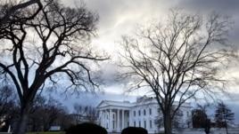 The White House in Washington, D.C.,  December 30, 2012.