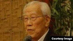 中国社科院退休学者何方(网络图片)