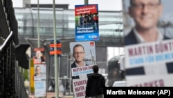 Germany European Elections Fragile Center