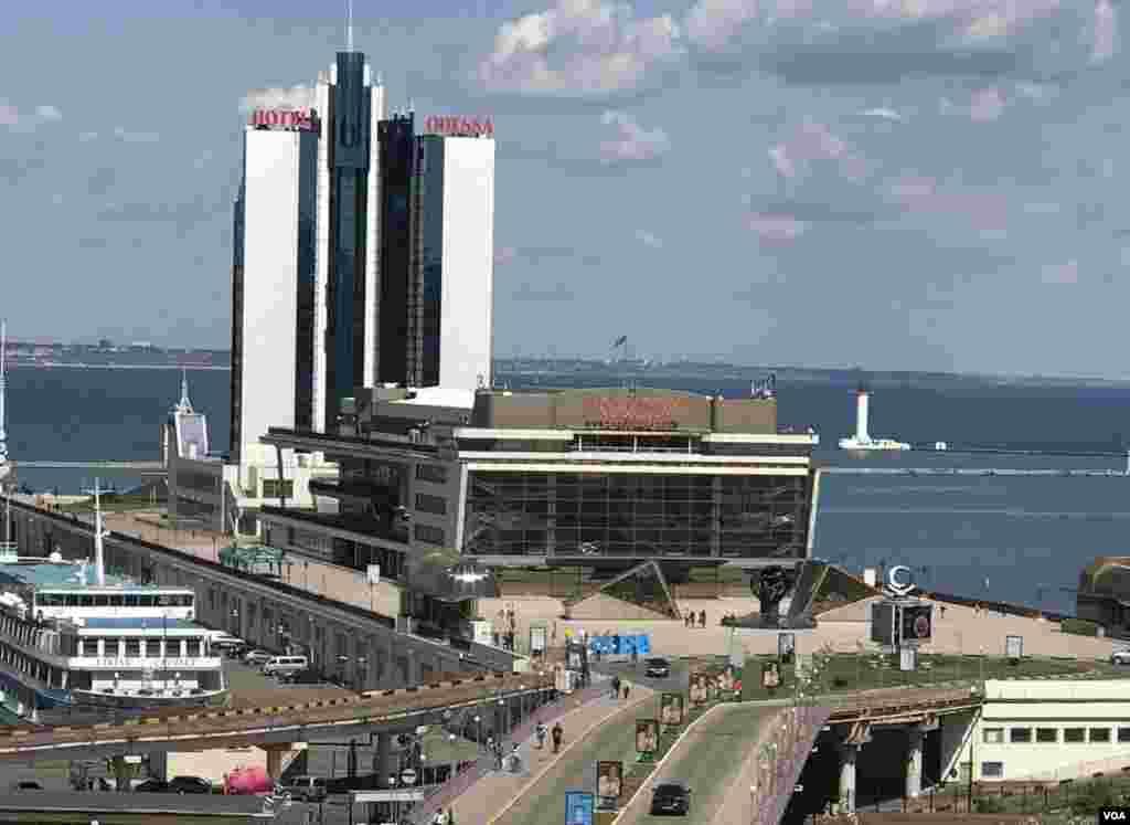 Odessa dəniz limanı