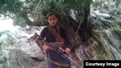 Bakt E-Ali bio je dečak-vojnik Islamske države