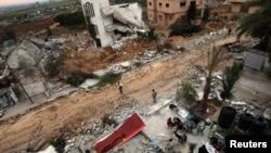 El miedo por una invasión de Israel es latente. No hay solución, hasta ahora, a la vista.