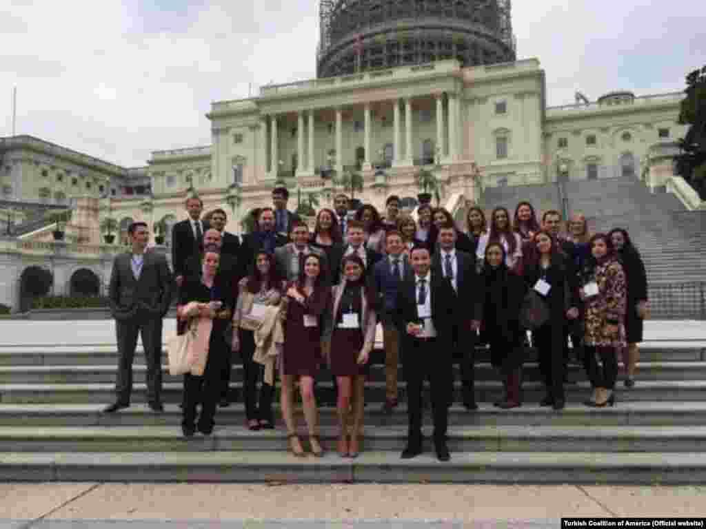 Türk-Amerikan Toplumunun Genç Liderleri Washington'da Buluştu