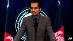 ایمل فیضی سخنگوی ریاست جمهوری افغانستان