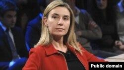 Federika Mogerini, italijanska šefica diplomatije i buduća visoka predstavnica EU