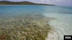 Los turistas estadounidenses y canadienses buscan el sol del Caribe especialmente durante los meses de invierno boreal.