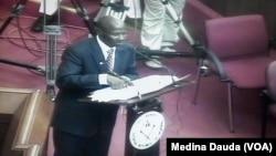 EFCC: Ibrahim Magu a gaban Majalisar Dattawa ranar 03/15/2017
