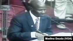 Ibrahim Magu yayinda ya bayyana gaban Majalisar Dattawa karo na biyu