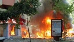 يک نفر در انفجار پاسگاه پليس در جنوب ترکيه کشته شد