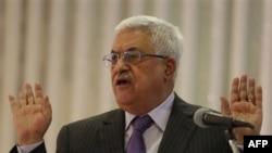 Президент Палестинської автономії Махмуд Аббас