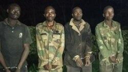 Attaque meurtrière au Rwanda : des rebelles présumés des FDLR présentés par la police