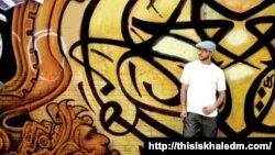 Khaled M is a Libyan-American rapper