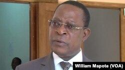 Isac Chande, provedor de Justiça, Moçambique