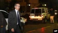 Ces négociations sont organisées par l'envoyé spécial de l'Onu, Bernardino Leone (AP)